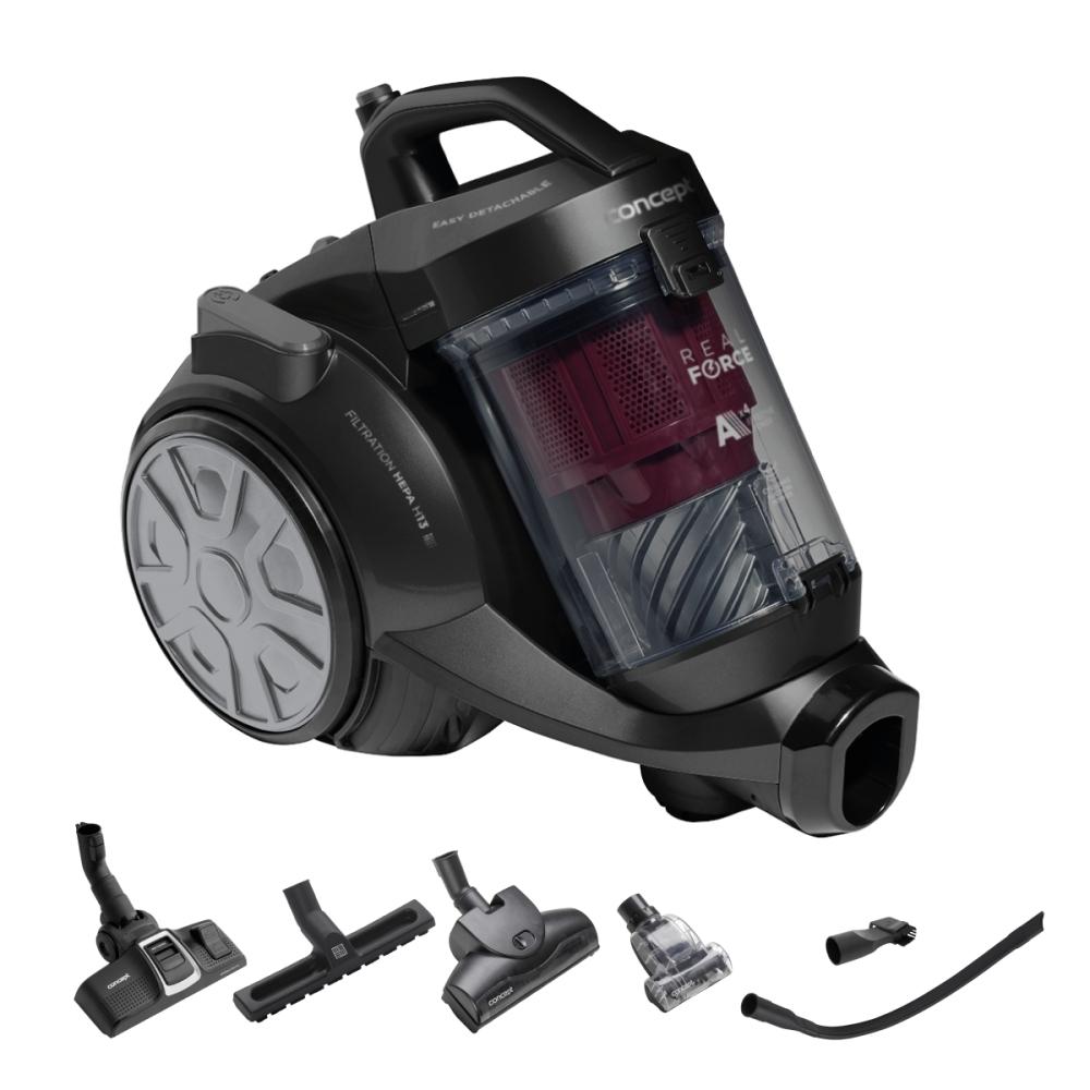 Malé spotřebiče - CONCEPT VP5230 4A Cyklonový vysavač REAL FORCE 700 W