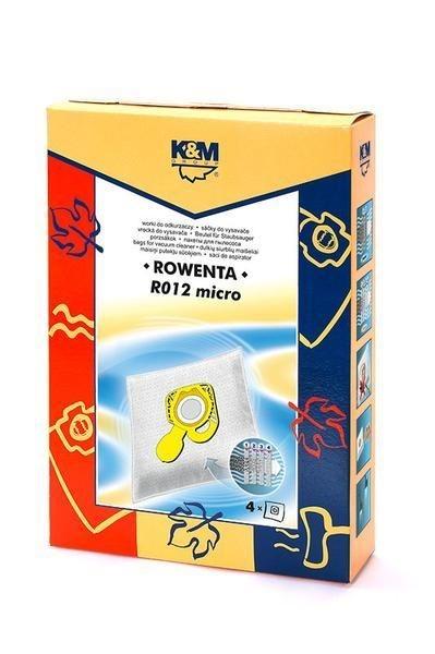 Sáčky a filtry - SÁČKY R012/micro Rowenta ZR200540