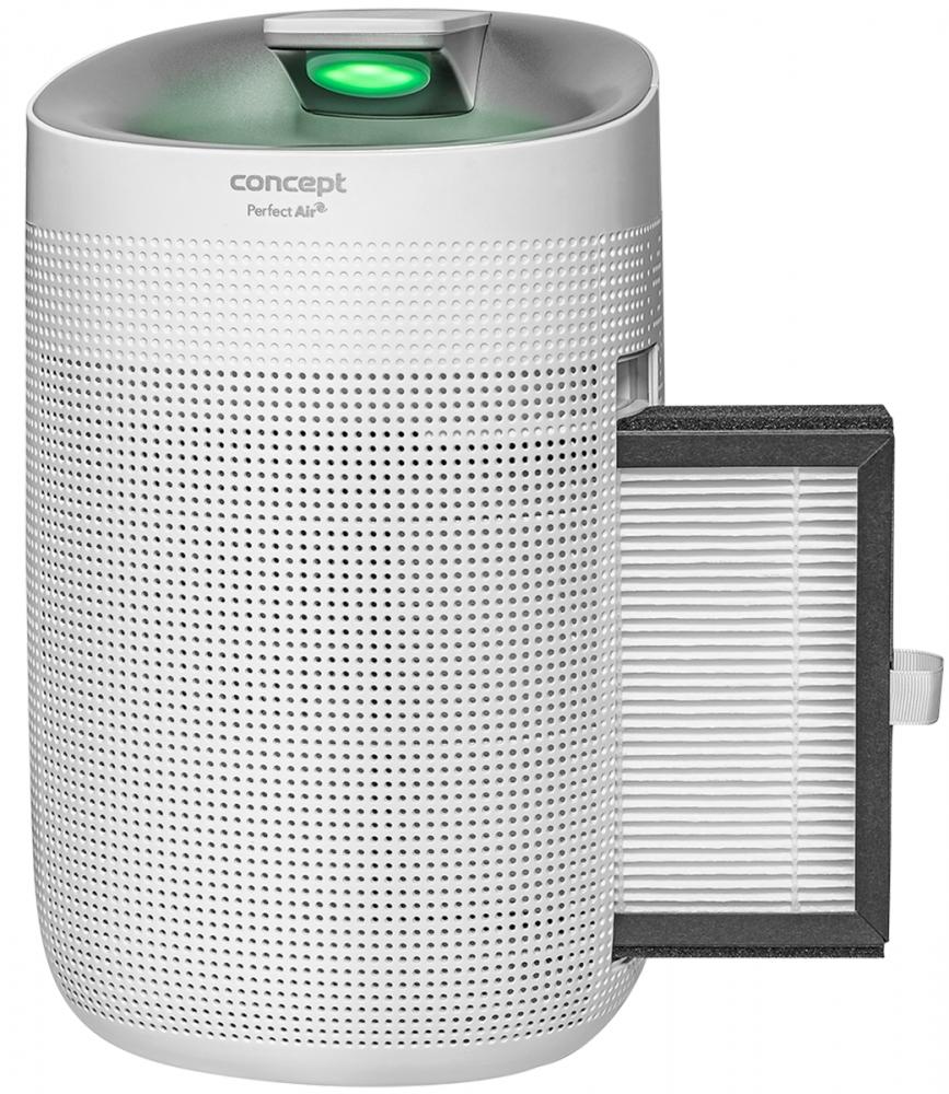 Malé spotřebiče - CONCEPT OV1200 Odvlhčovač a čistička vzduchu Perfect Air bílý