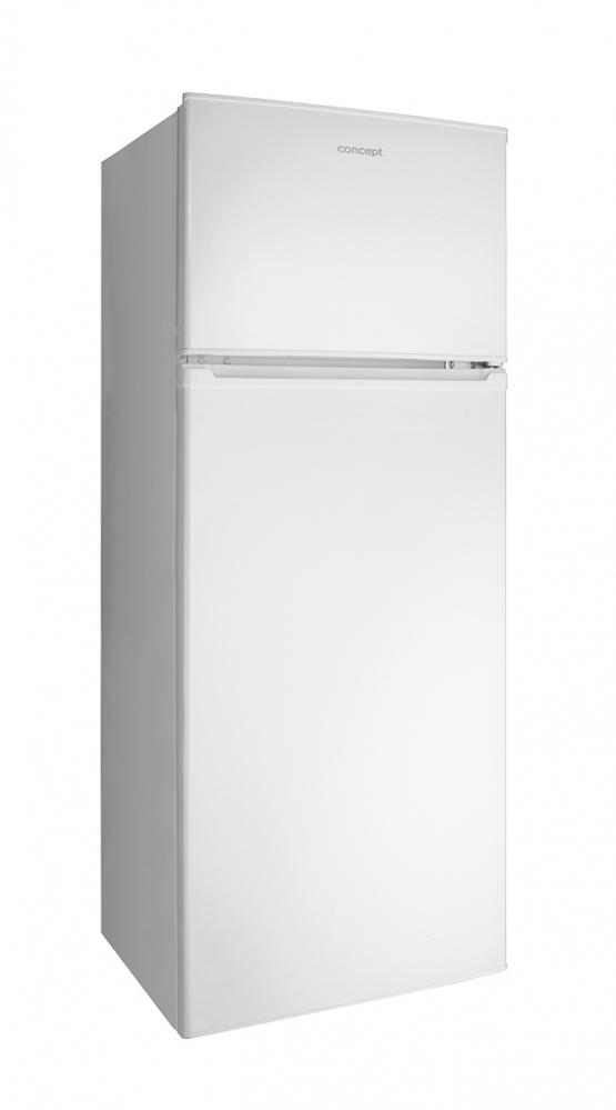 Velké spotřebiče- ledničky,pračky... - CONCEPT LFT4560wh Volně stojící chladnička s mrazničkou