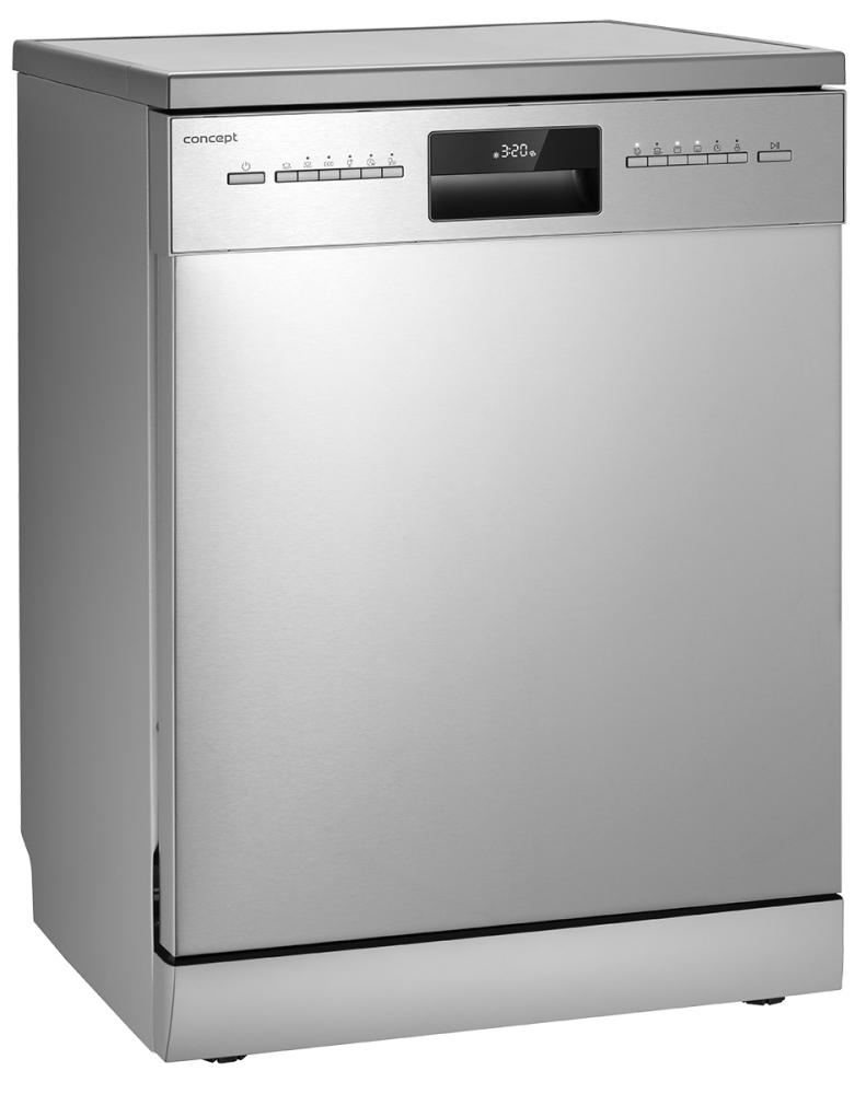 Velké spotřebiče- ledničky,pračky... - CONCEPT MN3360ss myčka nádobí 60 cm
