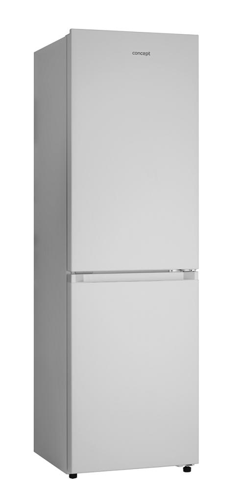 Bílé zboží - CONCEPT LK5455wh Chladnička kombinovaná volně stojící