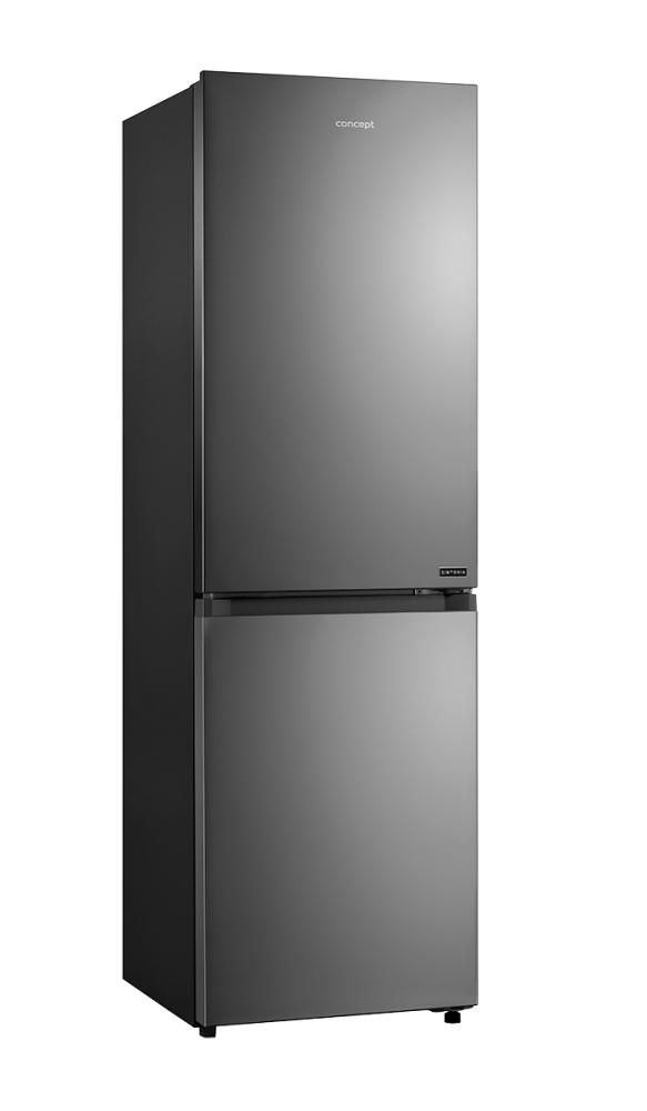 Bílé zboží - CONCEPT LK5455ss Chladnička kombinovaná volně stojící