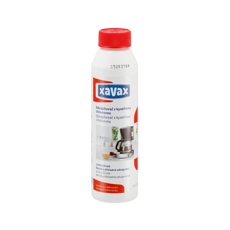 Malé spotřebiče - BRAVO XAVAX ČISTIČ PRO RYCHLÉ ODVÁPNĚNÍ  KÁVOVARŮ  ROOMA  A6+A10 250 ML