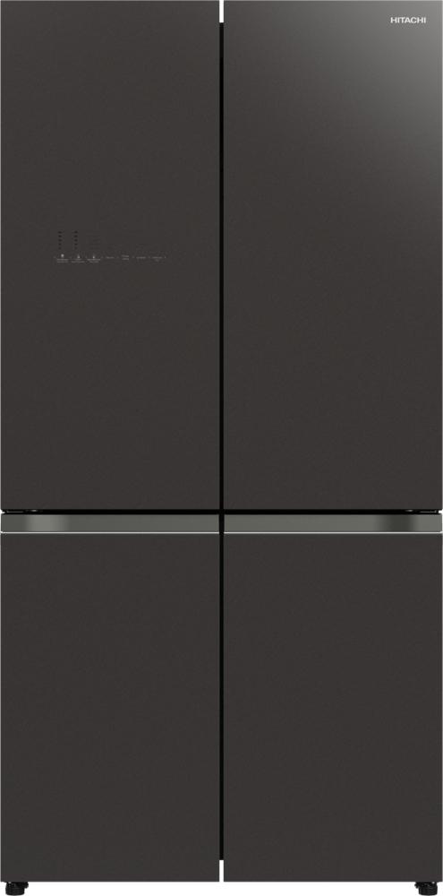 Velké spotřebiče- ledničky,pračky... - HITACHI R-WB640VRU0 (GMG)