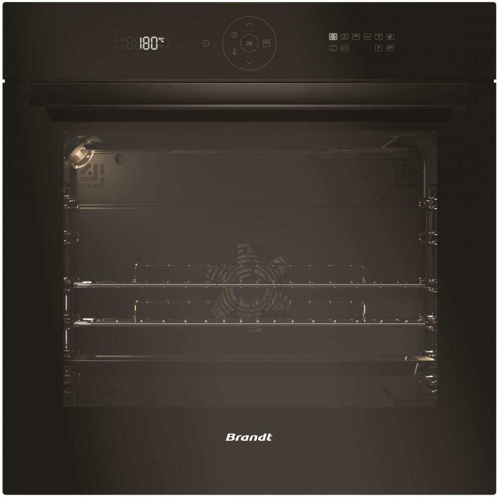 Vestavné spotřebiče - BRANDT BXP6555B