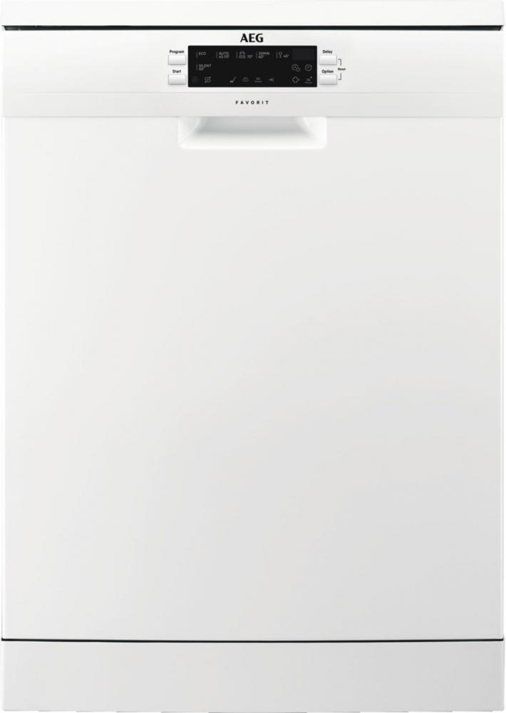 Velké spotřebiče- ledničky,pračky... - AEG FFB62700PW