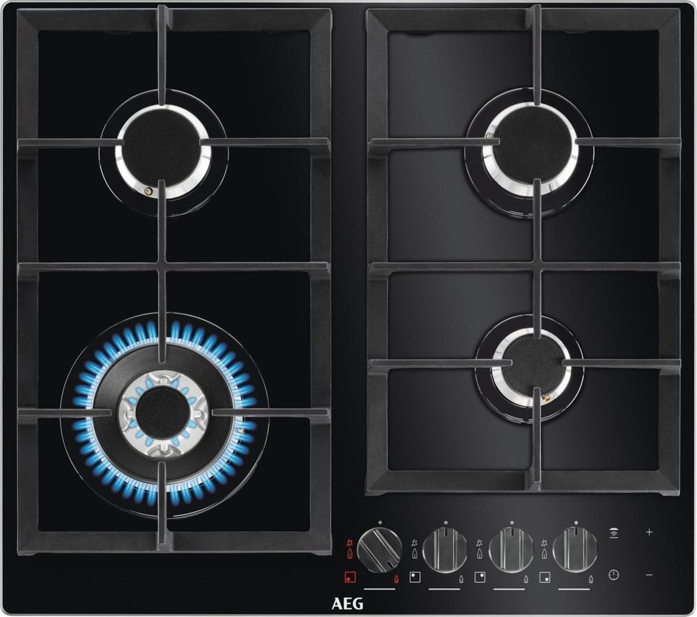 Vestavné spotřebiče - AEG HKB64540NB