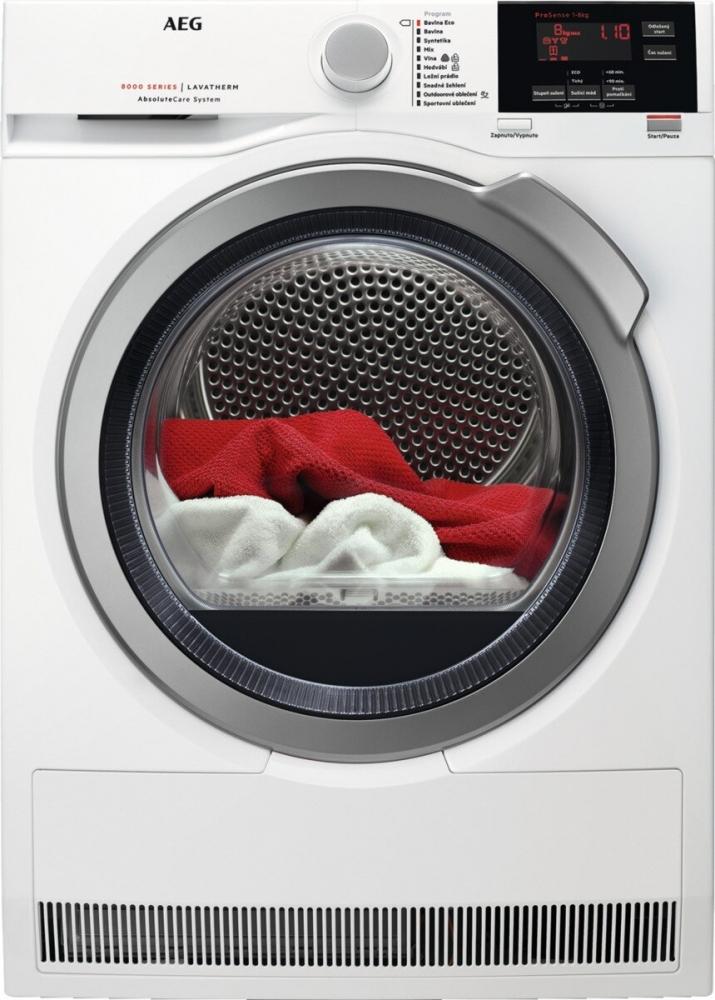 Velké spotřebiče- ledničky,pračky... - AEG T8DBG68SC