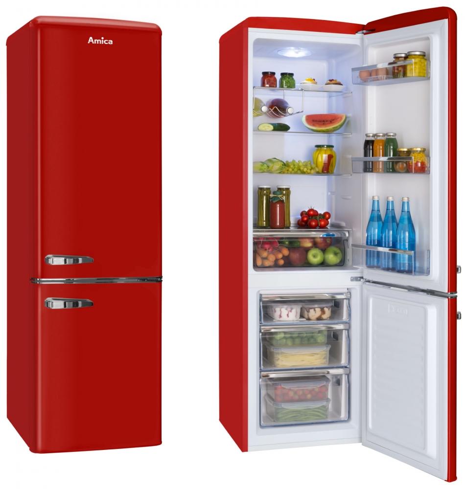 Velké spotřebiče- ledničky,pračky... - AMICA KGCR 387100R