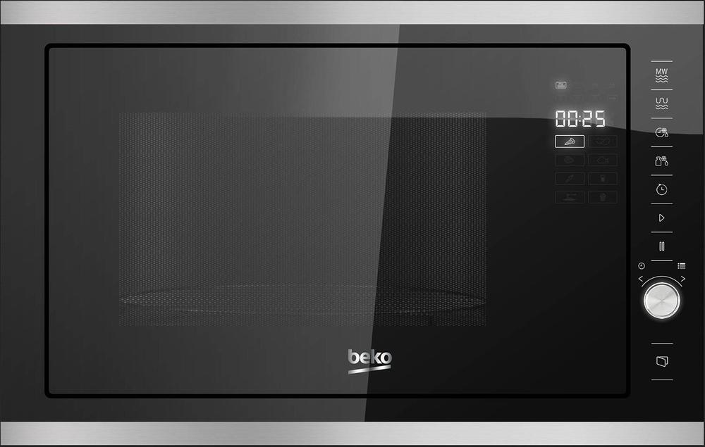 Vestavné spotřebiče - BEKO MCB25433X