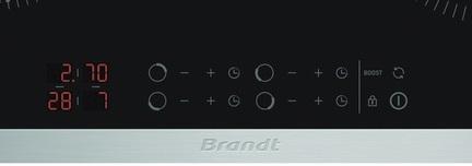 Vestavné spotřebiče - BRANDT BPI6420X