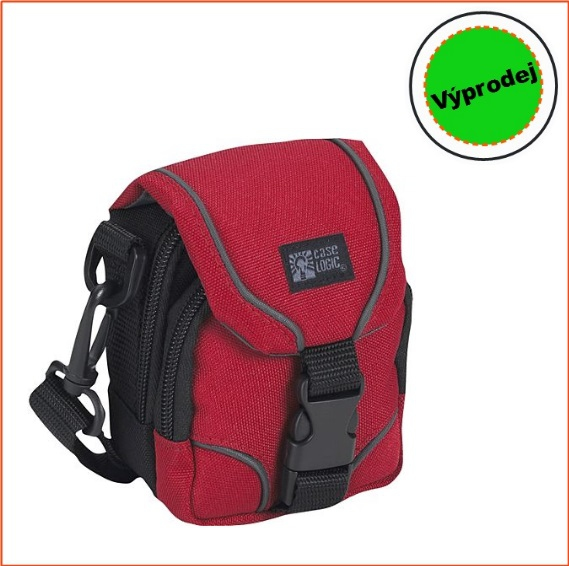 Výprodej - CASE LOGIC DCB3 Red