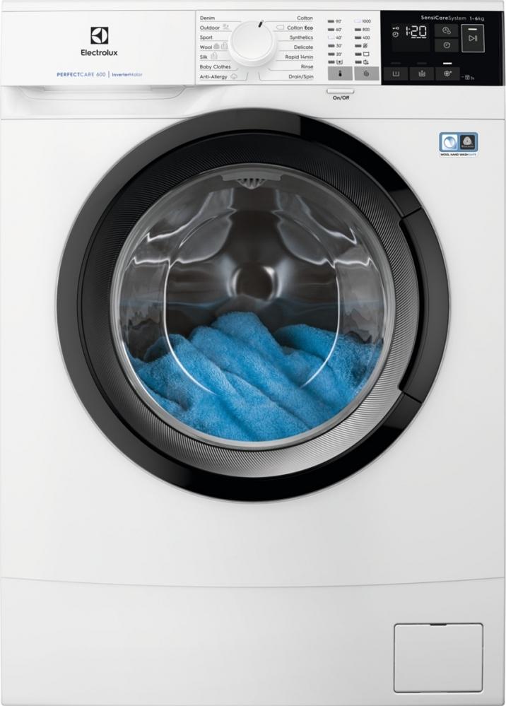 Bílé zboží - ELECTROLUX EW6S406BI