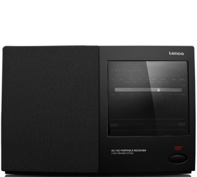TV, Elektronika - LENCO MPR-031