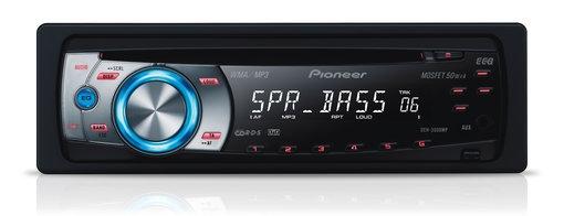 TV, Elektronika - PIONEER DEH-3000MP